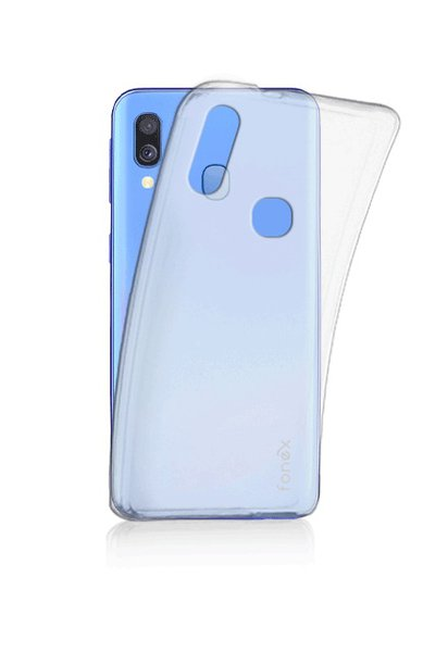 Fonex - Invisible case for Samsung Galaxy A40, transparent