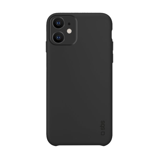 SBS - Polo One case for iPhone 12/12 Pro, black