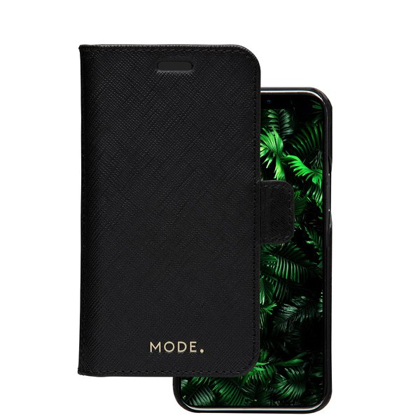 MODE - New York case for iPhone 12 mini, night black