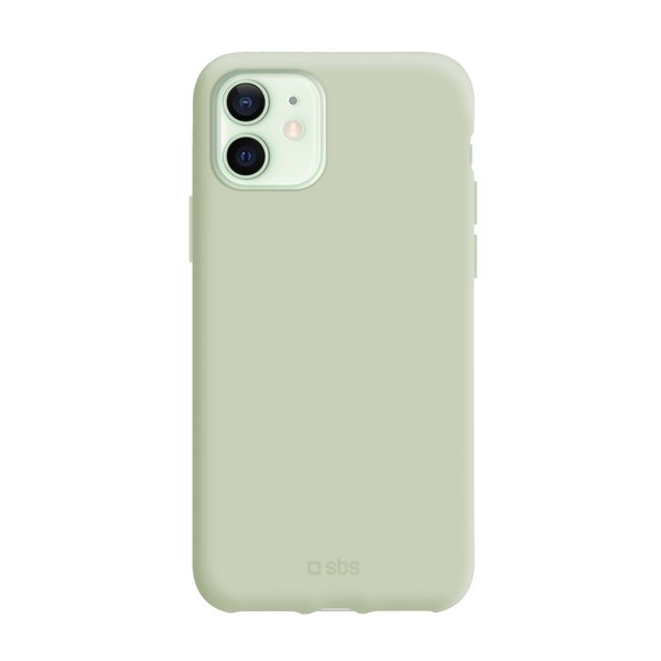 SBS - Vanity case for iPhone 12/12 Pro, light green