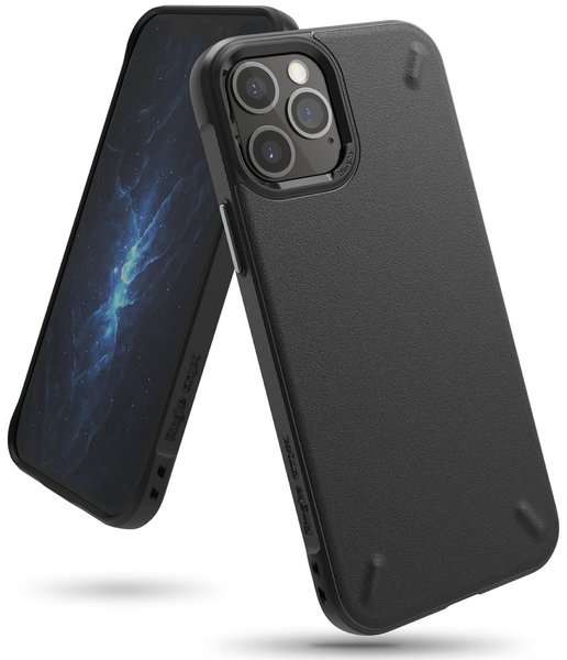 Ringke - Onyx case for iPhone 12/12 Pro, black